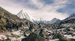 Trek Annapurna Base Camp