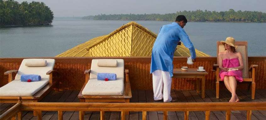 les backwaters du Kerala